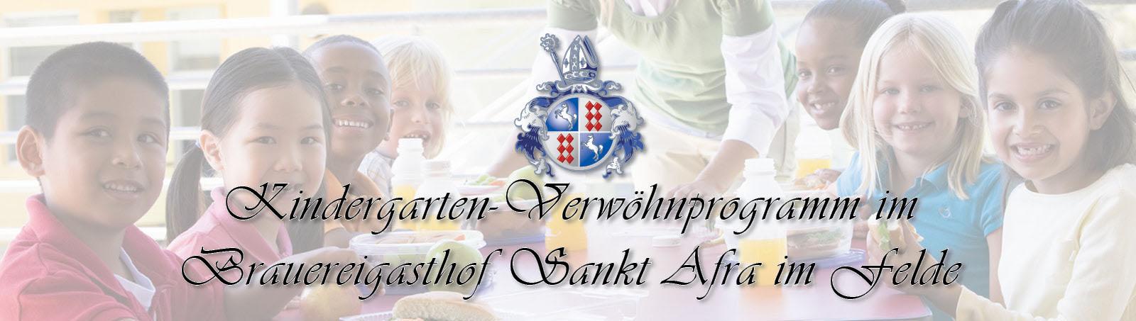 Kindergarten-Catering